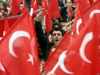 В столице Турции проходит массовый митинг против изменения конституции