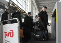 Госдума узаконила досмотр пассажиров на вокзалах