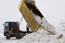 100 КамАЗов снега