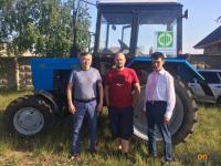 Успенские фермеры получили финансовую поддержку для развития бизнеса