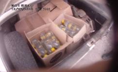 Житель Павлодарской области вез 50 литров суррогатного алкоголя