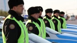 Полицейские Казахстана заслужили доверие лишь 10 процентов граждан