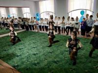 В Павлодаре, в школе №16 учителя и школьники получили возможность заниматься танго