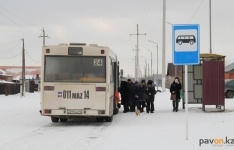 Жителей села Кенжеколь будут обслуживать два автобусных маршрута - №21 и №24