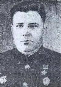 Они сражались за мир! И.Г. Ледовский, ст. лейтенант, герой Советского Союза