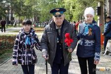 В Павлодаре ко Дню Победы на выплаты из городского бюджета выделено почти 90 миллионов тенге