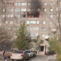 Два пожара в квартирах ликвидировали сотрудники ДЧС в Павлодаре
