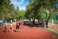 Управление по развитию спорта раскритиковало новые стритбольные площадки во дворах Павлодара