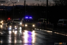 В Павлодаре от угарного газа пострадали дети из многодетной семьи
