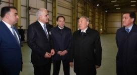 Назарбаев заявил о необходимости снижения себестоимости продуктов