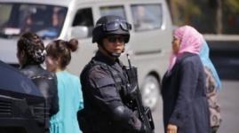 40 террористов-смертников уничтожены после теракта в СУАР