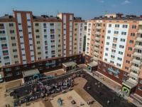 Жителям павлодарских многоэтажек предлагают благоустраивать придомовую территорию за свой счет