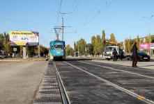 Еще пять бесшумных переездов трамвайных путей появится в Павлодаре