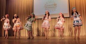 Ансамбль «Русские узоры» из Аксу стал обладателем гран-при на фестивале в Казани
