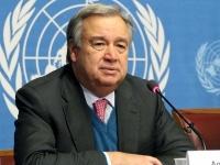 Генсек ООН осудил ракетное испытание КНДР