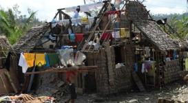"""От тайфуна """"Хагупит"""" на Филиппинах пострадали 2,4 миллиона человек"""