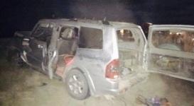 Четыре человека погибли в одном авто в Мангистау
