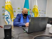 """Развитию массового спорта в Павлодарской области будет помогать партия """"Nur Otan"""""""
