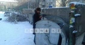 """История про бомжа-миллионера из Уральска оказалась """"уткой"""""""