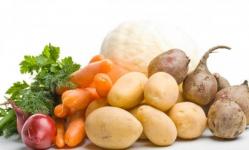 В Павлодаре самые дешевые картофель, свекла и морковь