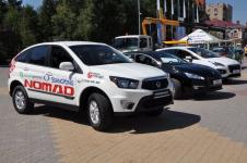 Первый казахстанский автомобиль стал еще более «казахстанским»