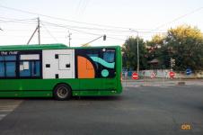 Трамвайный переезд на перекрестке улиц Машхур Жусупа и Ак. Чокина ремонтируют в Павлодаре