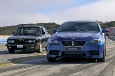 Как менялся BMW M5 за 30 лет