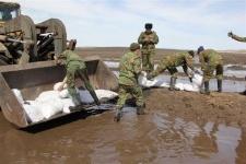 В Баянауле из-за паводков взяли под контроль еще одну дорогу