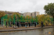 140 миллионов потратила в этом году компания ERG на воркаут площадки и уличные тренажеры в Павлодаре