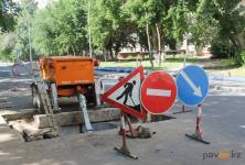 Второй год в Павлодаре ремонтируют коллектор