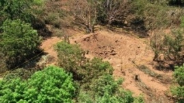 Метеорит упал в столице Никарагуа