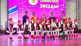 Павлодарские дошколята завоевали первое место на международном конкурсе в Алматы