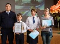 Двух пятиклассников наградили за содействие полиции в Павлодаре