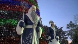 41 млн тенге выделили власти Павлодара на новогоднее оформление