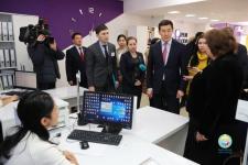 Перенимать опыт фронт-офиса Open Pavlodar порекомендовал вице-министр труда и социальной защиты населения РК