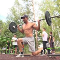 Павлодарцы участвовали в необычных соревнованиях на свежем воздухе