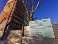 """""""Хоть бы самим достраивать не пришлось"""": будущие новоселы переживают за возведение многоэтажки в Павлодаре"""