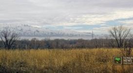 Теплое начало декабря в Казахстане обещают синоптики