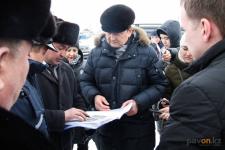 В пригороде Павлодара укрепят дамбы