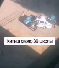 Несколько школ Павлодара окружили экстренные службы