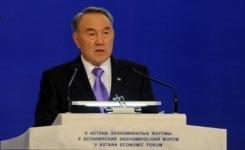 По инициативе Назарбаева в Астане состоится Всемирная антикризисная конференция