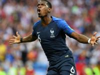 Франция в сумасшедшем по накалу финале чемпионата мира обыграла Хорватию