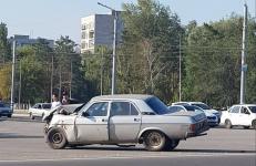 В Павлодаре после ДТП водитель попал в больницу