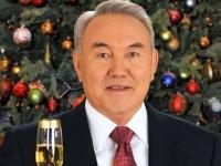 Нурсултан Назарбаев стал Дедом Морозом