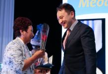 Золотые переходящие знаки получили медики Павлодарской области