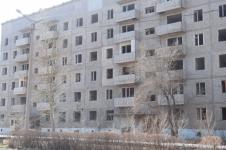 В пригородном поселке Экибастуза восстановят две многоэтажки