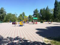 Парк Гагарина в Павлодаре готовятся передать частнику в доверительное управление
