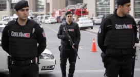 Люди с оружием захватили здание правящей партии в Стамбуле
