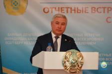 Жители Второго Павлодара задали волнующие их вопросы акиму города