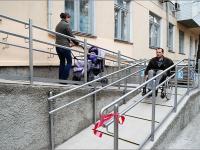 Каждое 10 здание не адаптировано для инвалидов в Казахстане